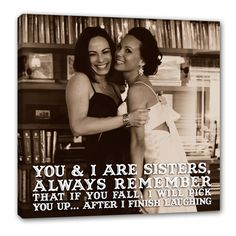 sister best friend quote photo 7