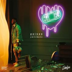 """Super talented French singer and songwriter Dadju has released the Antidote to his previously released """"Poison"""" album which now called """"Poison Ou Antidote. Audio Songs, Mp3 Song, Rap Album Covers, Justin Bieber Posters, Rap Albums, Boy Music, Soul Singers, R&b Soul, Album Songs"""