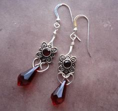 How to Make and Wire Wrap Briolette Earrings – The Beading Gem's Journal  | followpics.co