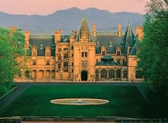 Biltmore Estate, Asheville, NC - wrked here for a bit