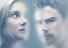 Tris & Four Allegiant poster
