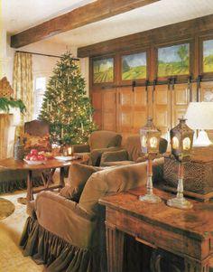 Interior design by Pamela Pierce, Pierce Designs and Associates.