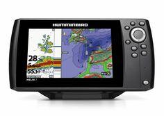 Humminbird Helix 7X CHIRP SI GPS G2N Netwerk fishfinder