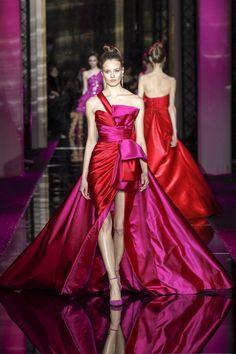 Zuhair Murad Spring 2017 Couture Fashion Show
