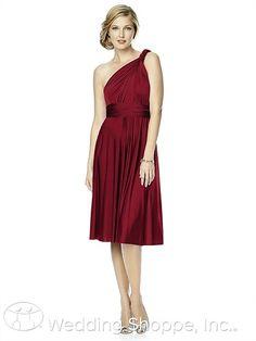 Dessy Bridesmaid Dress MJ-Twist1