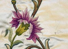 Plays With Needles: French Ecclesiastical Embroidery  Glorious colors