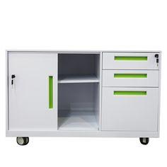 Modern Design Sliding Door 3 Drawer Mobile Cabinet We offer our range of mobile pedestal at most affordable prices. Mobile Pedestal, Sliding Doors, Filing Cabinet, Lockers, Locker Storage, Modern Design, Drawers, Range, Furniture