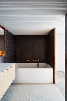 Gallery of Triplex Apartment in Prague / Lenka Míková & Markéta Bromová  - 22