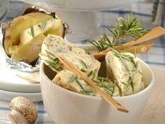 Würzige Pilz-Butter