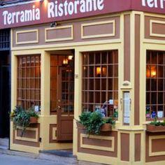 Terramia Ristorante, Boston- They will accommodate for vegan and no-oil