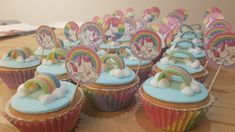 Birthday Treats, Party Treats, Unicorn Birthday, I Party, Cake Cookies, Birthday Celebration, Kids Room, Projects To Try, Creative
