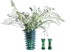 Table Flowers, Flower Vases, Flower Art, Flower Arrangements, Green Plants, Potted Plants, Ikebana, Planting Flowers, Glass Vase