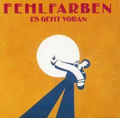FEHLFARBEN - Es geht voran / Feuer an Bord