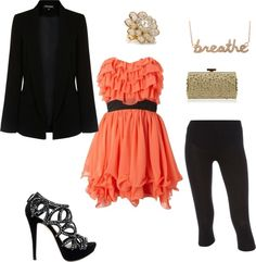 Modern chic meets barbie, created by jesusfreakforever on Polyvore, @Kelsey Scarbrough