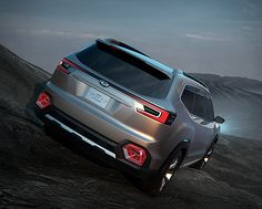 Subaru have unveiled at the 2016 Los Angeles Auto Show, the spectacularSubaru Viziv-7 SUV, an enormous all-wheel-drive, seven-seat crossover that stretches 204.7 inches (5.2 m) long, 79.9 inches (2 m) in width and stands tall and proud at 72 in