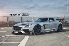 2015 Prior Design Mercedes-Benz SLS AMG (C197) PD900GT #Mercedes_Benz #Mercedes_Benz_SLS_AMG