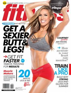 Fitness magazine covers all aspects of the female health and fitness lifestyle, with dedicated training sections that delve into everything related to gym based-training and various sporting codes. This includes health and fitness product news, trends and techniques, as well as expert nutritional and supplementation information from the industry's top experts – all delivered in a well designed, attractive looking layout that entices readers to carry on feeding their hunger for information. Lower Ab Workouts, Fast Workouts, At Home Workouts, Fitness Goals, Fitness Tips, Fitness Motivation, Fitness Magazine, Health Magazine, No Equipment Workout