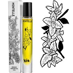 Kis - MINTELLE - Organic Perfume oil. Cool Citrus Mint Scent for men & women. 9ml Rollerball with essential oils of Pink Grapefruit Sweet Orange*, Red Mandarin*, Lime & Spearmint. In a base of Jojoba Oil*. Roll on pulse points (wrists & neck). Re-apply every 4 hours.  #australian #valentinesday #romance #him #her #gift #essentialoil #vegan #perfume #oil #fragrance #designer #Kis #natural #organic #chemicalfree #alcoholfree #unisex #fresh #citrus