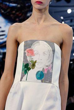 Christian Dior Fall 2013 Ready-to-Wear Fashion Show Details