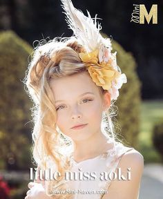 LITTLE MISS AOKI SS 2017
