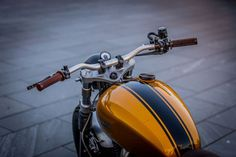 Triumph Thruxton custom by Down & Out Café Racers