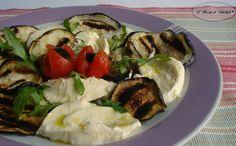 Una fantasia vegetariana perfetta come secondo, un piatto fresco ed estivo.