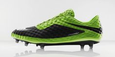 """Nike Hypervenom """"Flash Lime"""" Debuts in Paris Swag Shoes, Soccer Gear, Football Boots, Soccer Players, Things To Buy, Cleats, Nike Shoes, Kicks, Lime"""