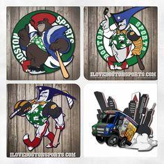 I love Boston sports