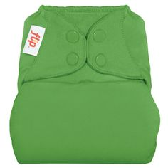 A more affordable option in cloth diapering: flip diaper covers by bumgenius with prefolds or flip inserts.