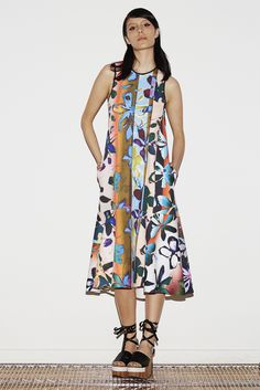 Clover Canyon Resort 2016 Fashion Show Collection