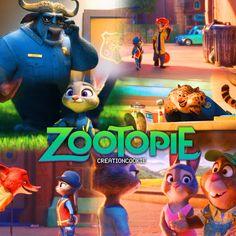 creationcookie: Zootopie sortie en 2016