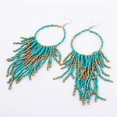 Long Earrings For Women Fashion