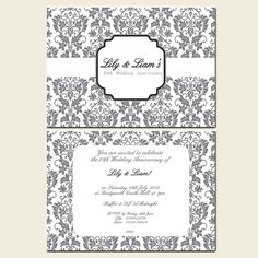 25th anniversary invitation cards | ... Images Of Wedding Wishes 25th Silver Anniversary Invitations Includes