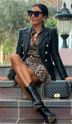 Mode Outfits, Fall Outfits, Fashion Outfits, Womens Fashion, Fashion Over 50, Look Fashion, Classy Outfits, Stylish Outfits, Looks Style