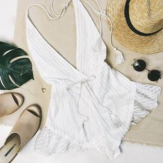 Vacay vibes in the Instant Crush Playsuit