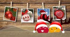 E' il momento di pensare alle decorazioni dell'albero di Natale. Siete pronti a lasciarvi ispirare?