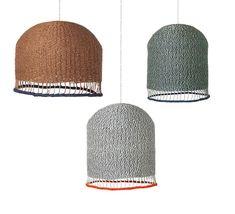 Braided lampshade  suspension pendant light  ferm living 9276  design signed 36957 product