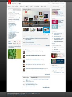 Inside Adobe | Adobe intranet – Digital Workplace Group