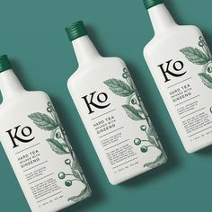 Some final iterations for KO Iced Tea, created today for practice! Some final iterations for KO Iced Tea, created today for practice! Skincare Packaging, Tea Packaging, Bottle Packaging, Cosmetic Packaging, Beauty Packaging, Brand Packaging, Design Packaging, Label Design, Logo Design