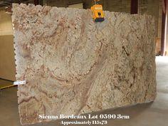 Sienna Bordeaux Granite