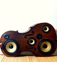 Cello Speaker Box by BassBoxShop on Etsy, $800.00