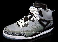 "pretty nice 3a821 74ee3 Nike Air Jordan Spiz ike ""Cool Grey"""