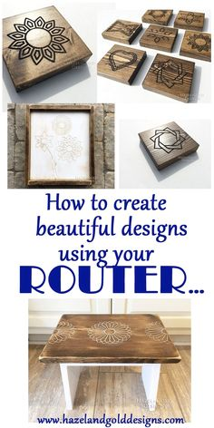 Router sign pro signmaking template kit accessories eagleamerica diy wood designs using a router create amazing designs in wood with a router and template kit spiritdancerdesigns Image collections