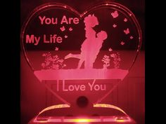 Checkout this latest Other Wellness Products Product Name: *Love You are my Life Couple Night Lamp with 7 Color Changing 9 cm (Multiolor, Pack Of 1)* Easy Returns Available In Case Of Any Issue   Catalog Rating: ★3.9 (845)  Catalog Name: LED Lights & Lamps (Home Appliances) CatalogID_1009212 C103-SC1416 Code: 381-6347848-753