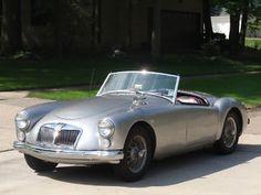1960 MG MGA: $12,900