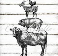 Image Result For Stacked Farm Animals Farm Animals Animal Pillows Animals