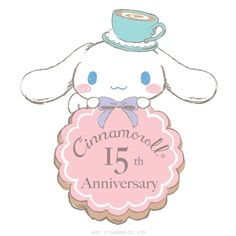"#Cinnamoroll ╰(*´︶`*)╯♡ 6,288 Likes, 78 Comments - Sanrio (@sanrio) on Instagram: ""#HappyBirthday, #Cinnamoroll! Did you know that his 15th anniversary is this year?"""