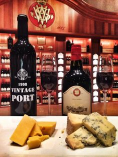 What's better than a little rain this time of year? ...A little Port and Madeira from V. Sattui! Our smooth port and elegant Madeira paired with bold cheeses like Clawson Stilton and Ancient Gouda is how one should celebrate life! #NapaValley #VSattui