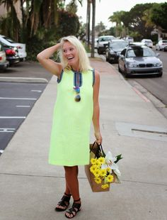 Highlighter Neon #Jcrew