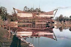 Galeria - Clássicos da Arquitetura: Pavilhão de Volta Redonda / Sérgio Bernardes - 3